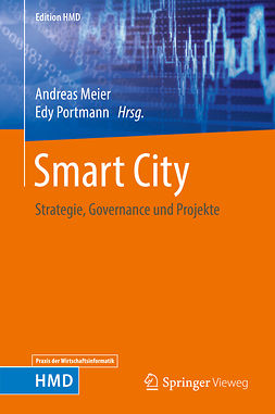 Meier, Andreas - Smart City, ebook