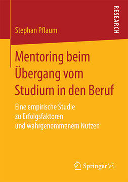 Pflaum, Stephan - Mentoring beim Übergang vom Studium in den Beruf, ebook