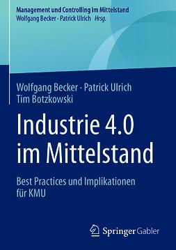 Becker, Wolfgang - Industrie 4.0 im Mittelstand, ebook