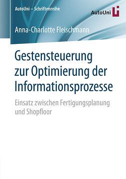 Fleischmann, Anna-Charlotte - Gestensteuerung zur Optimierung der Informationsprozesse, e-kirja