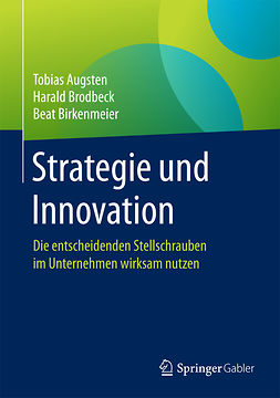 Augsten, Tobias - Strategie und Innovation, ebook