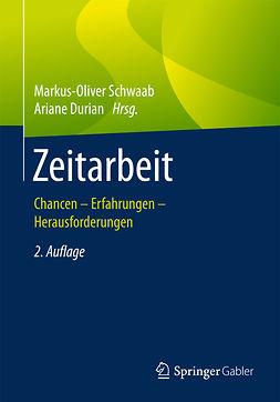 Durian, Ariane - Zeitarbeit, ebook