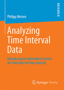 Meisen, Philipp - Analyzing Time Interval Data, ebook