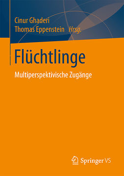 Eppenstein, Thomas - Flüchtlinge, ebook