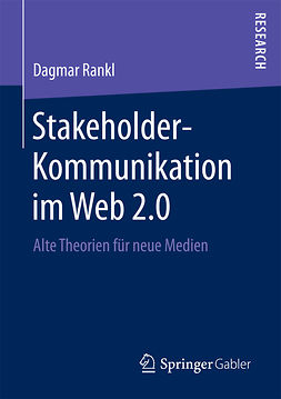 Rankl, Dagmar - Stakeholder-Kommunikation im Web 2.0, ebook