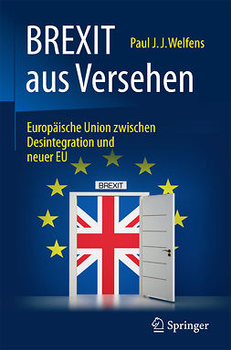Welfens, Paul J.J. - BREXIT aus Versehen, ebook