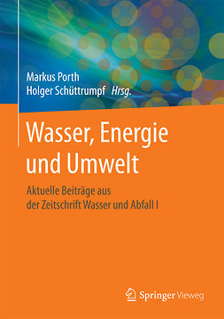 Porth, Markus - Wasser, Energie und Umwelt, e-kirja
