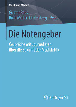 Müller-Lindenberg, Ruth - Die Notengeber, ebook