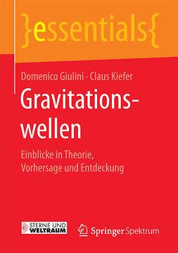 Giulini, Domenico - Gravitationswellen, e-kirja