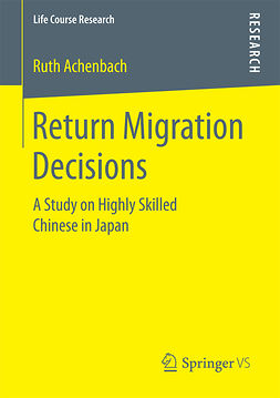 Achenbach, Ruth - Return Migration Decisions, ebook