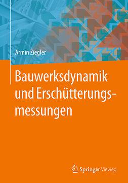 Ziegler, Armin - Bauwerksdynamik und Erschütterungsmessungen, ebook