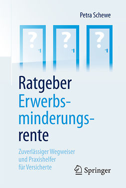 Schewe, Petra - Ratgeber Erwerbsminderungsrente, ebook