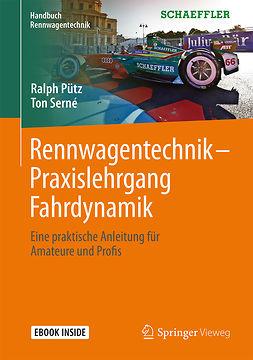 Pütz, Ralph - Rennwagentechnik - Praxislehrgang Fahrdynamik, ebook