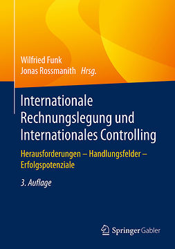 Funk, Wilfried - Internationale Rechnungslegung und Internationales Controlling, ebook