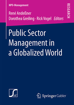 Andeßner, René - Public Sector Management in a Globalized World, e-kirja