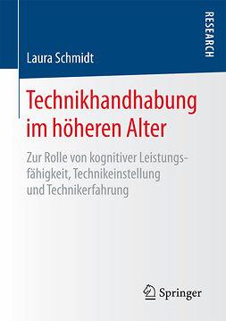 Schmidt, Laura - Technikhandhabung im höheren Alter, ebook