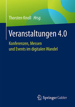 Knoll, Thorsten - Veranstaltungen 4.0, ebook