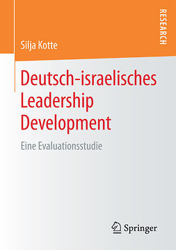 Kotte, Silja - Deutsch-israelisches Leadership Development, ebook