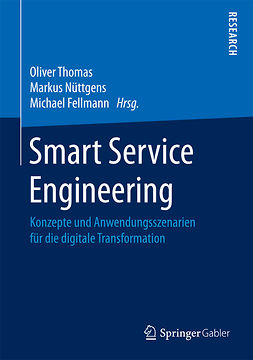 Fellmann, Michael - Smart Service Engineering, ebook
