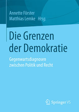 Förster, Annette - Die Grenzen der Demokratie, ebook