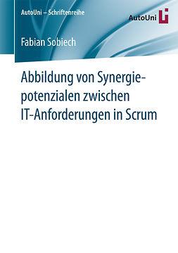 Sobiech, Fabian - Abbildung von Synergiepotenzialen zwischen IT-Anforderungen in Scrum, ebook