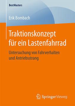 Bombach, Erik - Traktionskonzept für ein Lastenfahrrad, ebook