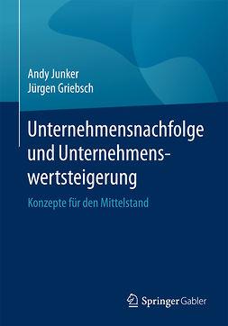 Griebsch, Jürgen - Unternehmensnachfolge und Unternehmenswertsteigerung, ebook