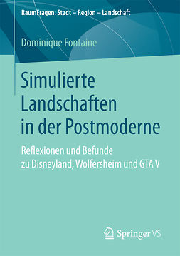 Fontaine, Dominique - Simulierte Landschaften in der Postmoderne, ebook