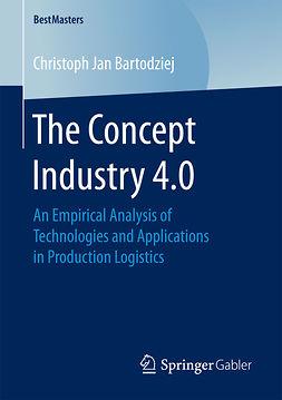 Bartodziej, Christoph Jan - The Concept Industry 4.0, ebook