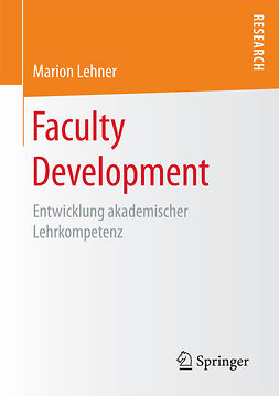 Lehner, Marion - Faculty Development, ebook