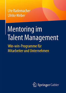 Rademacher, Ute - Mentoring im Talent Management, e-kirja