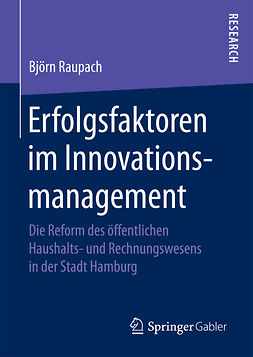 Raupach, Björn - Erfolgsfaktoren im Innovationsmanagement, ebook