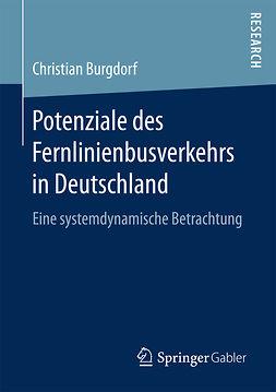 Burgdorf, Christian - Potenziale des Fernlinienbusverkehrs in Deutschland, ebook