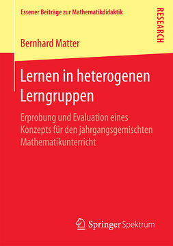 Matter, Bernhard - Lernen in heterogenen Lerngruppen, ebook