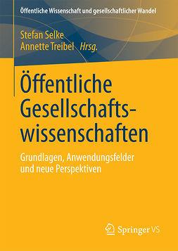 Selke, Stefan - Öffentliche Gesellschaftswissenschaften, ebook