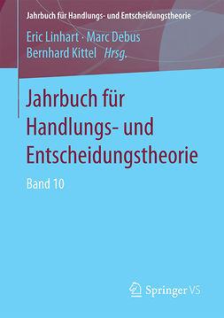Debus, Marc - Jahrbuch für Handlungs- und Entscheidungstheorie, ebook