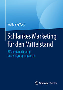 Vogt, Wolfgang - Schlankes Marketing für den Mittelstand, ebook