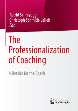 Schmidt-Lellek, Christoph - The Professionalization of Coaching, ebook