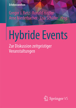 Betz, Gregor J. - Hybride Events, ebook