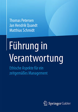Petersen, Thomas - Führung in Verantwortung, ebook