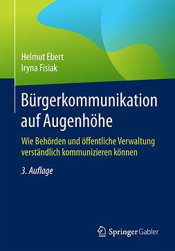 Ebert, Helmut - Bürgerkommunikation auf Augenhöhe, ebook