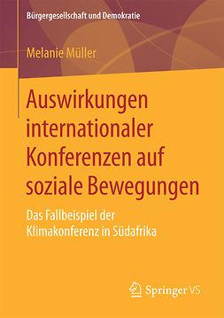 Müller, Melanie - Auswirkungen internationaler Konferenzen auf soziale Bewegungen, ebook