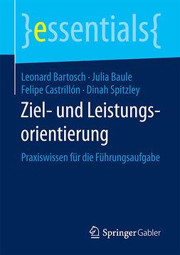 Bartosch, Leonard - Ziel- und Leistungsorientierung, ebook