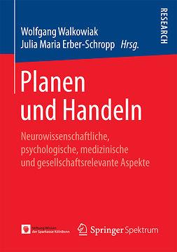 Erber-Schropp, Julia Maria - Planen und Handeln, ebook
