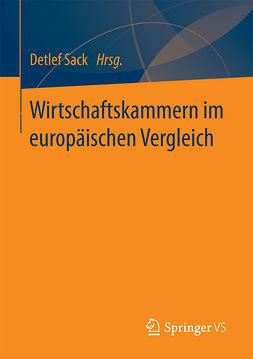 Sack, Detlef - Wirtschaftskammern im europäischen Vergleich, ebook