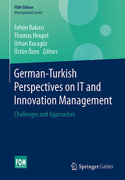 Bakırcı, Fehim - German-Turkish Perspectives on IT and Innovation Management, ebook