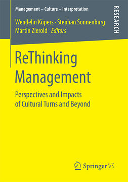 Küpers, Wendelin - ReThinking Management, e-bok