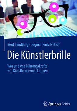 Frick-Islitzer, Dagmar - Die Künstlerbrille, ebook
