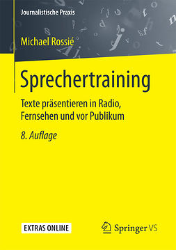 Rossié, Michael - Sprechertraining, ebook
