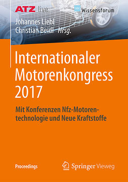 Beidl, Christian - Internationaler Motorenkongress 2017, e-bok